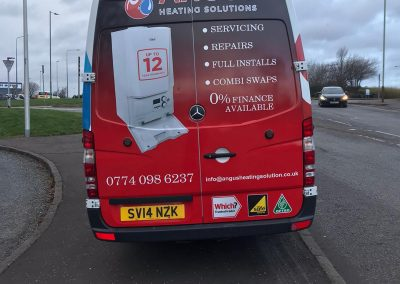 Angus Heating Solutions Dundee & Tayside